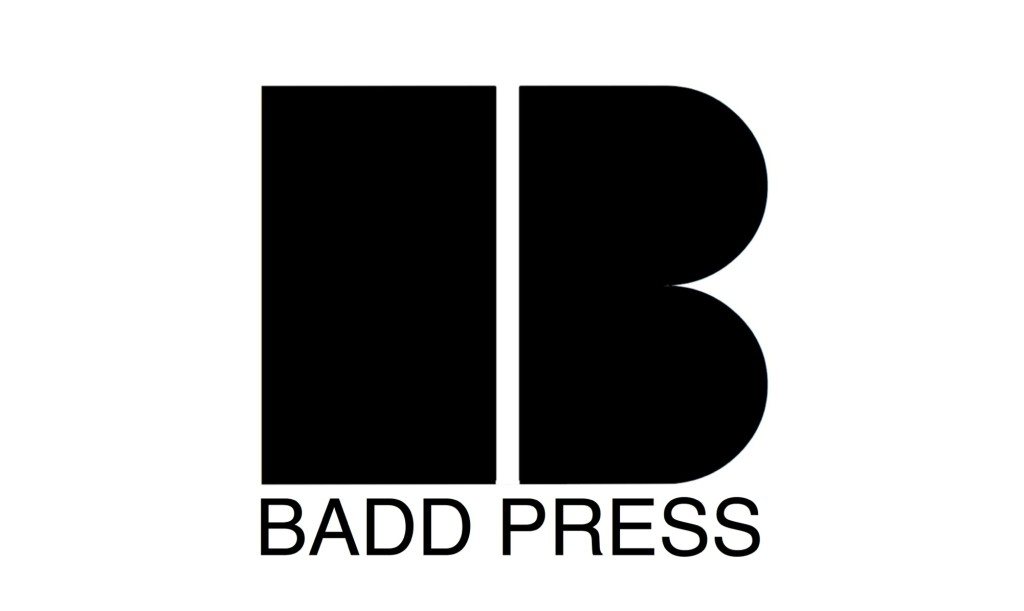 Badd Press logo final wide